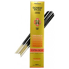 Gonesh Extra Rich Cinnamon Incense Sticks
