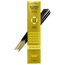 Gonesh Extra Rich Lemongrass Incense Sticks