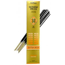 Gonesh Extra Rich Musk Incense Sticks