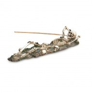 Skeleton Incense Burner